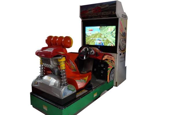 Maquinita Simulador con Asiento