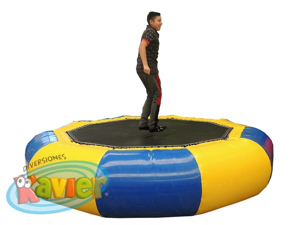 TRAMPOLIN INFLABLE